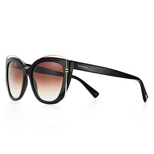 Tiffany T Cat Eye Sunglasses Prescription